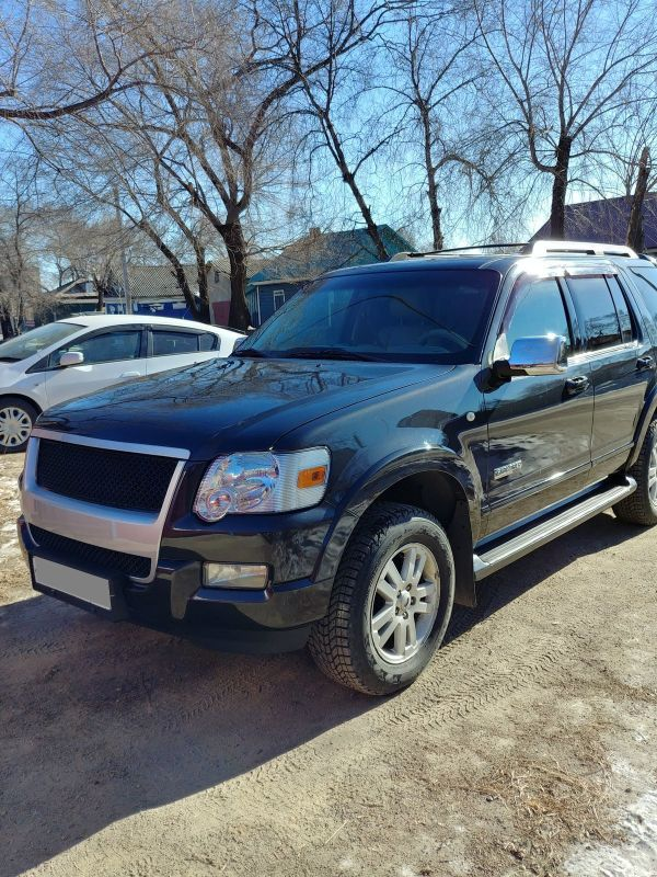 Ford Explorer, 2007 год, 740 000 руб.