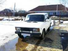 ВАЗ (Лада) 2105, 2005 г., Омск