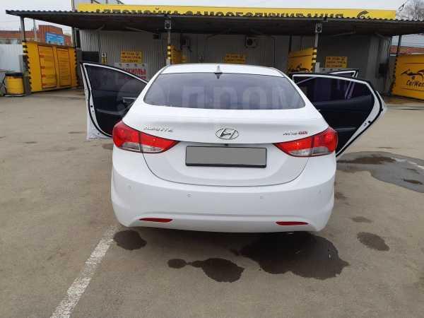 Hyundai Avante, 2012 год, 670 000 руб.