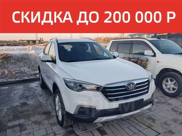 FAW Besturn X80, 2018 год, 949 000 руб.