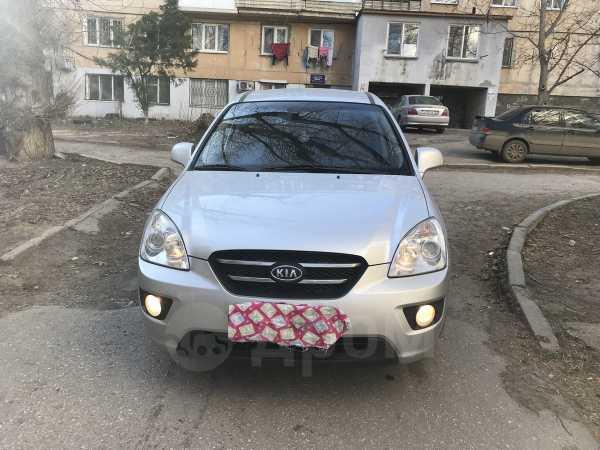 Kia Carens, 2009 год, 630 000 руб.