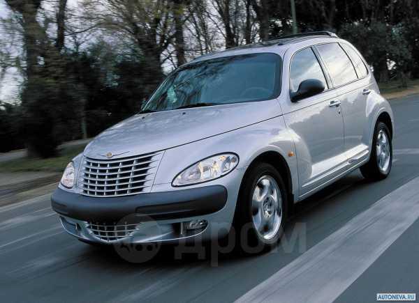 Chrysler PT Cruiser, 2001 год, 55 000 руб.