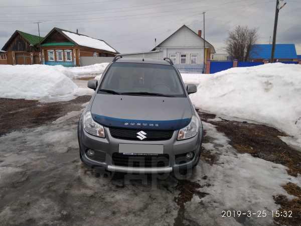 Suzuki SX4, 2009 год, 415 000 руб.