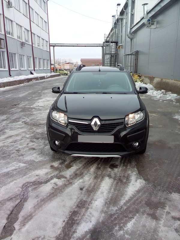 Renault Sandero Stepway, 2015 год, 685 000 руб.
