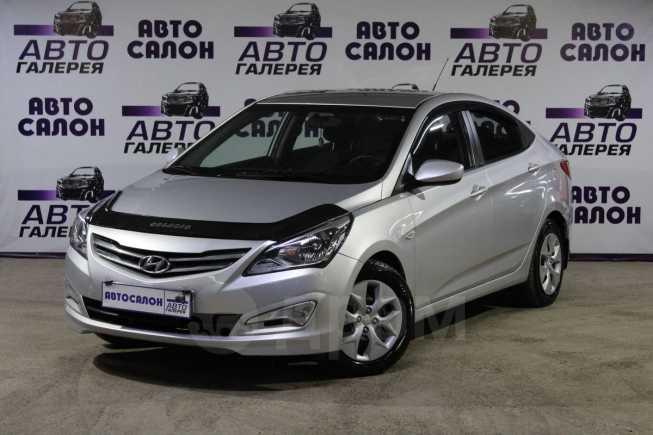 Hyundai Solaris, 2015 год, 589 000 руб.