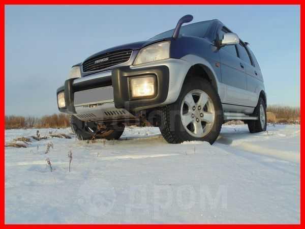 Daihatsu Terios, 1999 год, 190 000 руб.