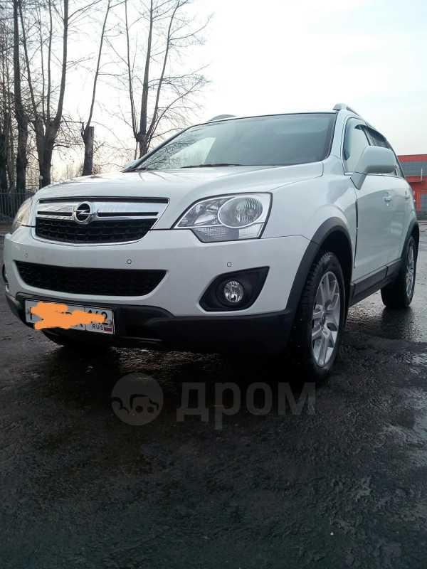 Opel Antara, 2013 год, 830 000 руб.