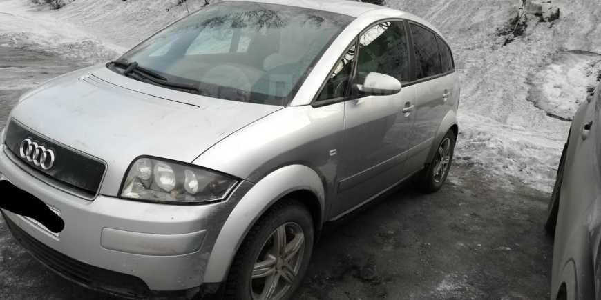 Audi A2, 2000 год, 290 000 руб.