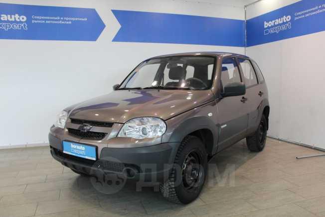 Chevrolet Niva, 2014 год, 357 000 руб.