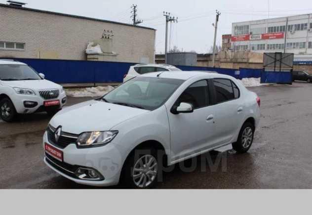 Renault Logan, 2014 год, 505 000 руб.