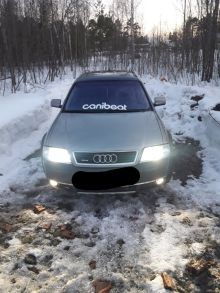 Audi A6 Allroad quattro, 2000 г., Томск