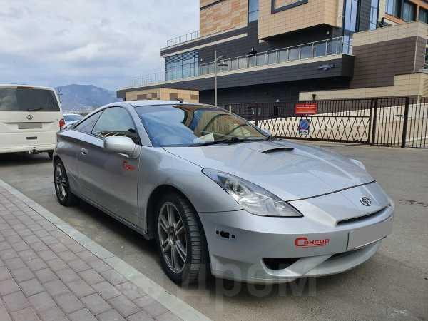 Toyota Celica, 2001 год, 290 000 руб.