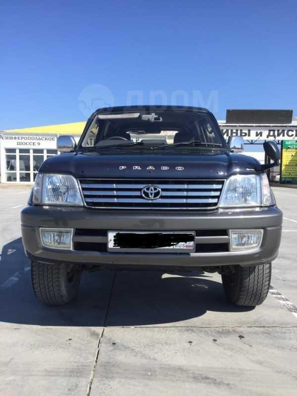 Toyota Land Cruiser Prado, 2001 год, 620 000 руб.