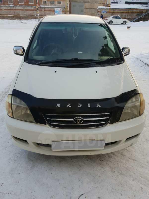 Toyota Nadia, 1998 год, 299 000 руб.
