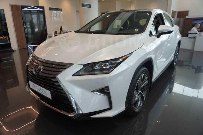 Lexus RX450h, 2019 год, 5 396 000 руб.