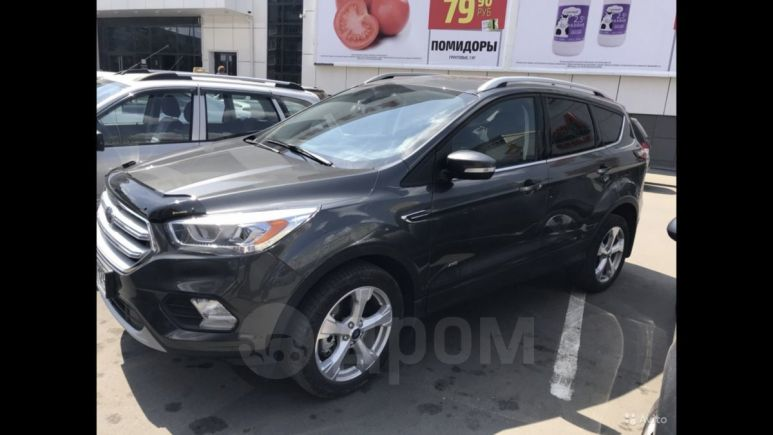 Ford Kuga, 2017 год, 1 350 000 руб.
