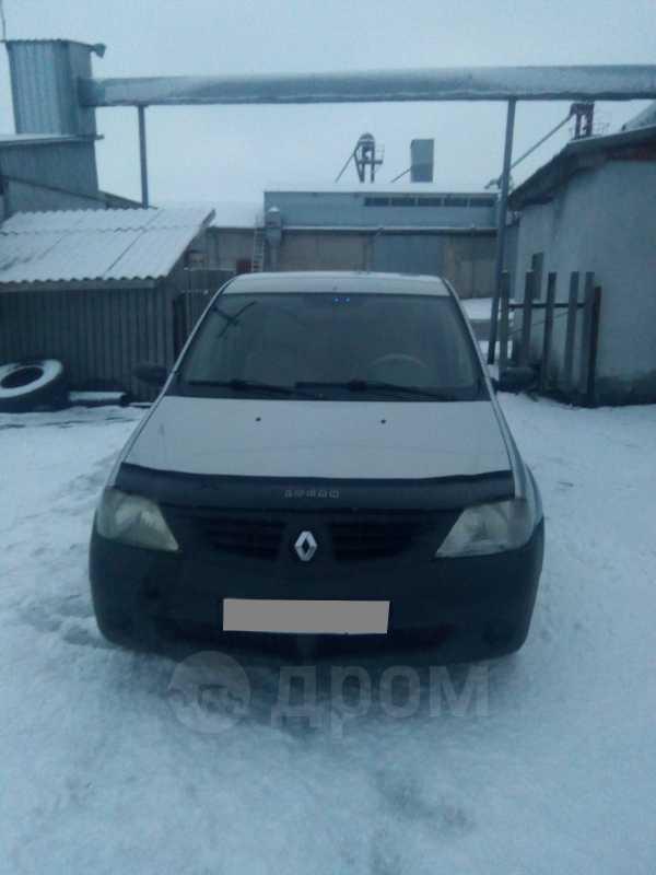 Renault Logan, 2007 год, 190 000 руб.