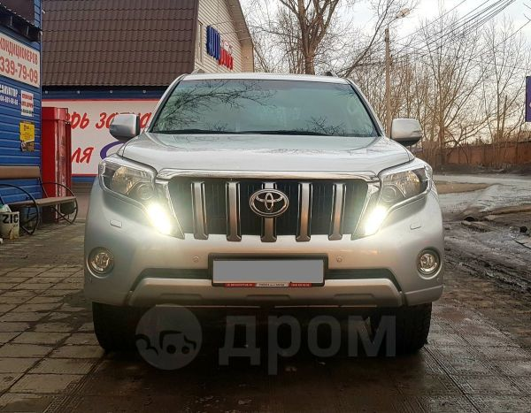 Toyota Land Cruiser Prado, 2014 год, 2 000 000 руб.