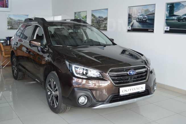 Subaru Outback, 2018 год, 2 750 900 руб.