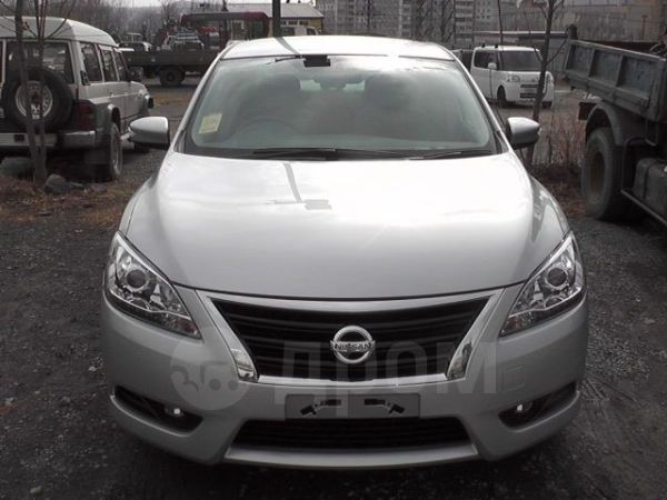 Nissan Sylphy, 2018 год, 850 000 руб.