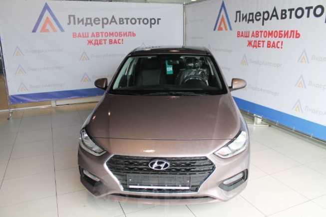 Hyundai Solaris, 2018 год, 907 000 руб.