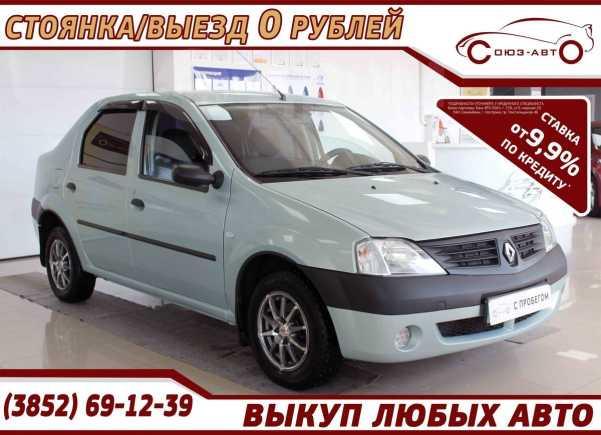 Renault Logan, 2008 год, 268 000 руб.
