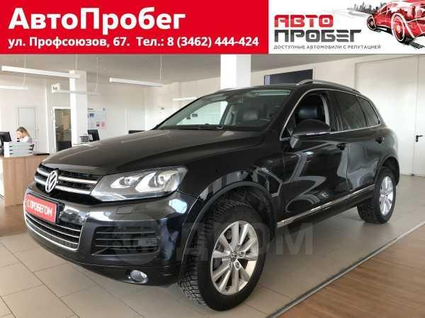 Volkswagen Touareg, 2012 год, 1 520 000 руб.