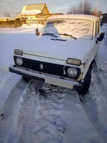 Заводоуковск 4x4 2121 Нива 1986