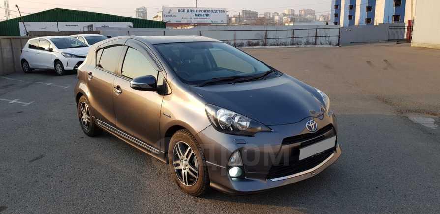 Toyota Aqua, 2013 год, 600 000 руб.