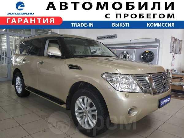 Nissan Patrol, 2012 год, 1 479 000 руб.