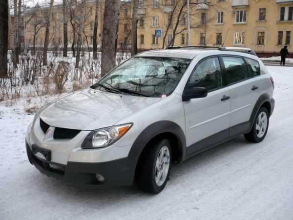 Pontiac Vibe, 2003 год, 500 000 руб.