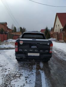 Красноярск Ranger 2014