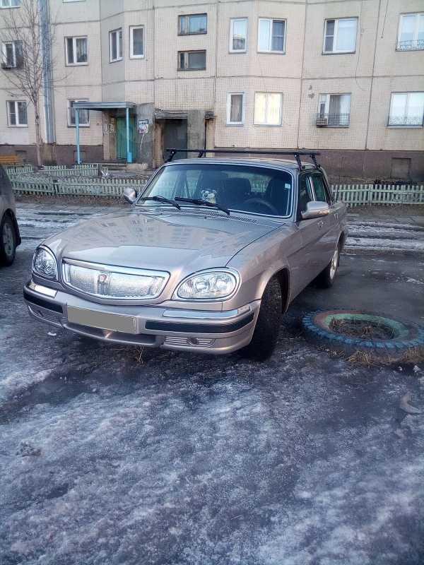 ГАЗ 31105 Волга, 2008 год, 180 000 руб.