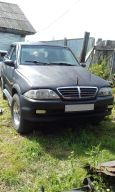 SsangYong Musso Sports, 2004 год, 199 000 руб.