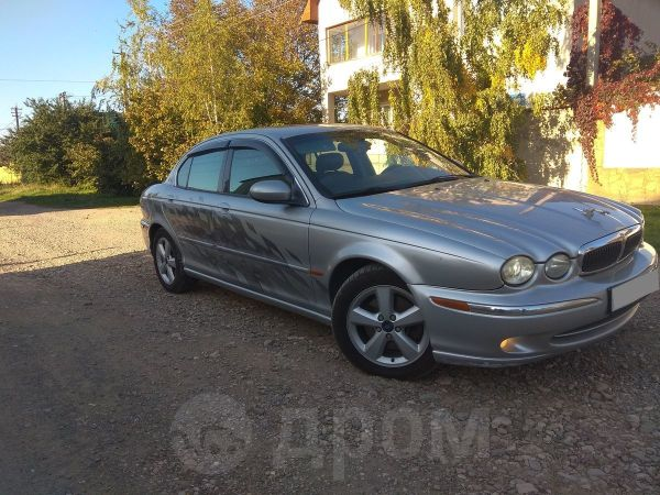Jaguar X-Type, 2002 год, 250 000 руб.