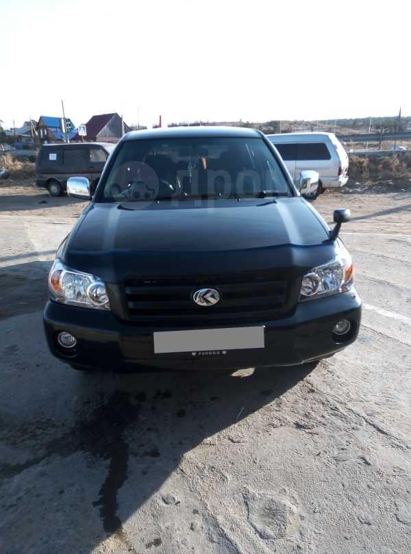 Toyota Kluger V, 2004 год, 730 000 руб.