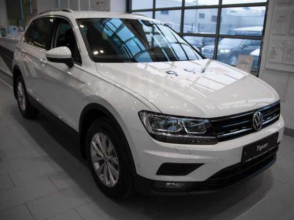 Volkswagen Tiguan, 2019 год, 2 227 900 руб.