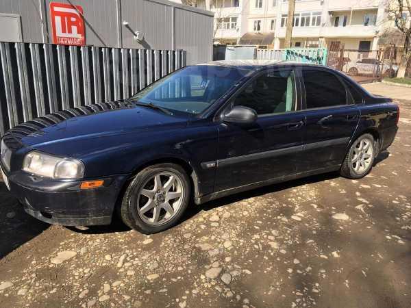 Volvo S80, 2002 год, 160 000 руб.