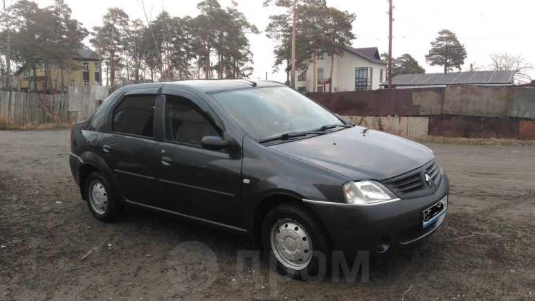 Renault Logan, 2007 год, 270 000 руб.