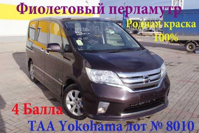 Nissan Serena, 2012 год, 955 000 руб.