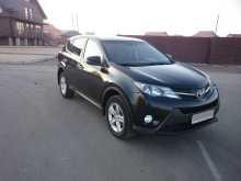 Абакан Toyota RAV4 2012