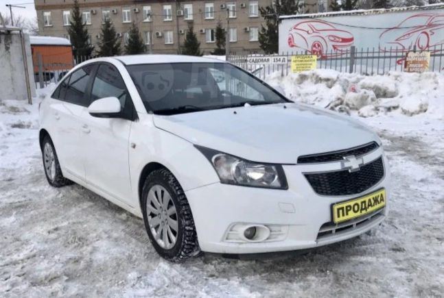Chevrolet Cruze, 2010 год, 405 000 руб.