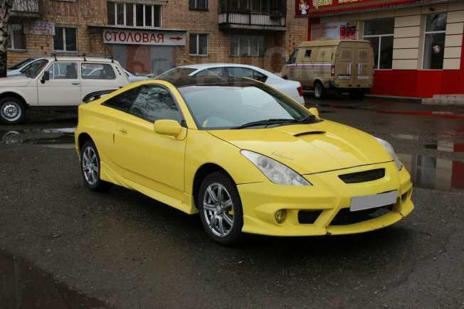 Toyota Celica, 2001 год, 280 000 руб.