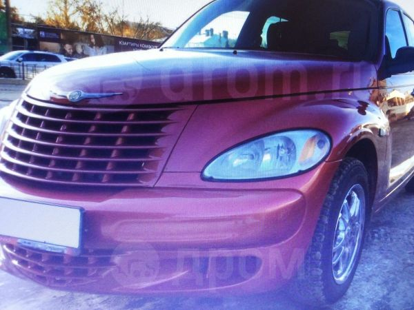 Chrysler PT Cruiser, 2005 год, 410 000 руб.