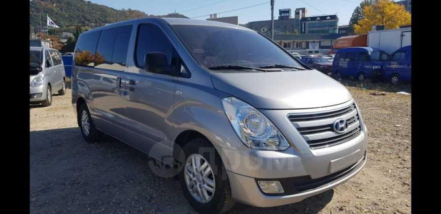 Hyundai Grand Starex, 2017 год, 1 740 000 руб.