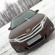 Чебоксары Toyota Venza 2013