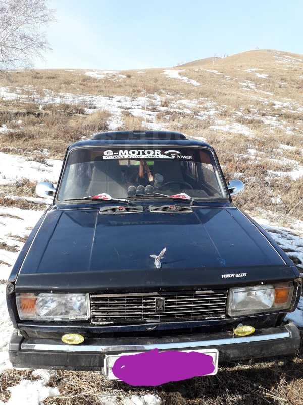 Лада 2105, 1989 год, 60 000 руб.