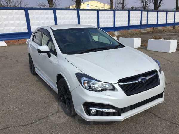 Subaru Impreza, 2016 год, 988 000 руб.