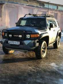 Toyota FJ Cruiser, 2008 г., Хабаровск