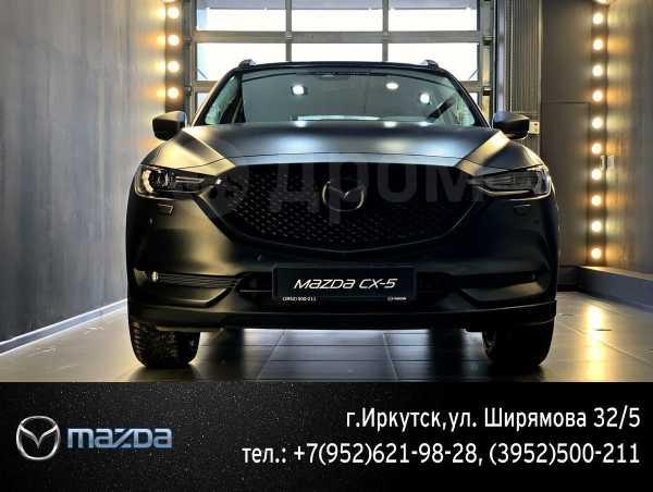 Mazda CX-5, 2018 год, 2 486 400 руб.